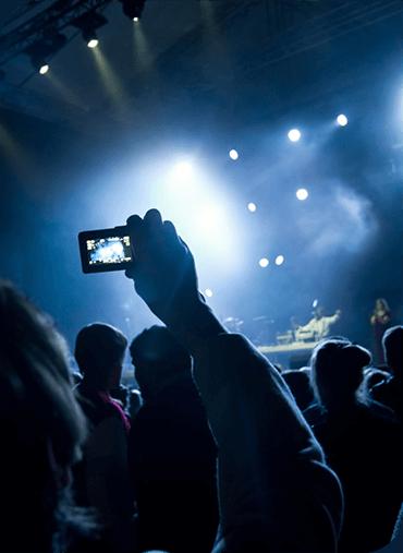 Hylton Security Event Concert Image